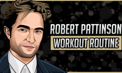 Robert Pattinson's Workout Routine & Diet