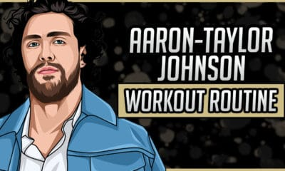 Aaron-Taylor Johnson's Workout Routine & Diet
