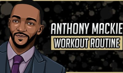 Anthony Mackie's Workout Routine & Diet