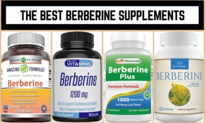 The Best Berberine Supplements