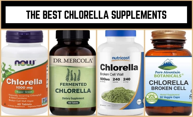 The Best Chlorella Supplements