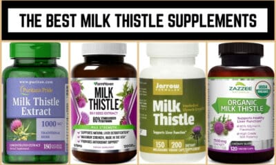 The Best Milk Thistle Supplements