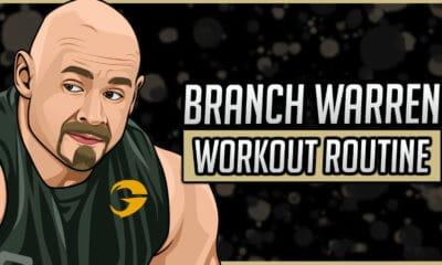 Branch Warren's Workout Routine & Diet