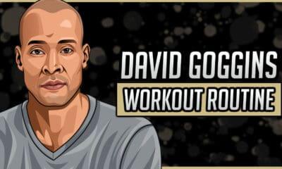 David Goggins' Workout Routine & Diet