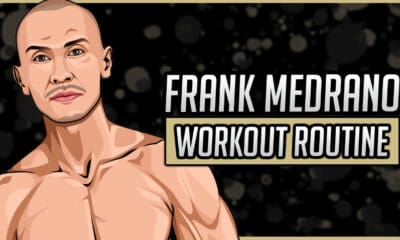 Frank Medrano's Workout Routine & Diet