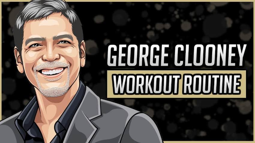 George Clooney's Workout Routine & Diet