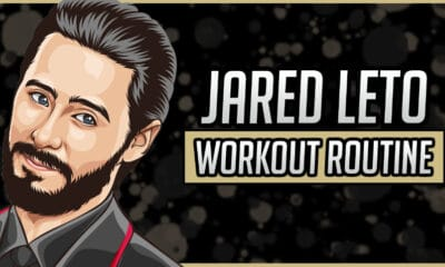 Jared Leto's Workout Routine & Diet