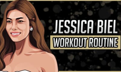 Jessica Biel's Workout Routine & Diet