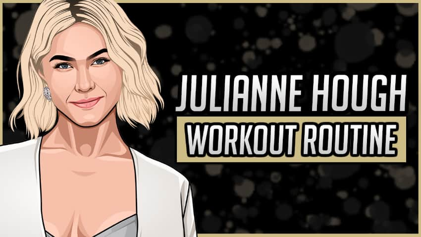 Julianne Hough's Workout Routine & Diet