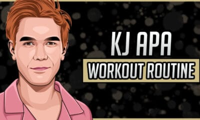 KJ Apa's Workout Routine & Diet