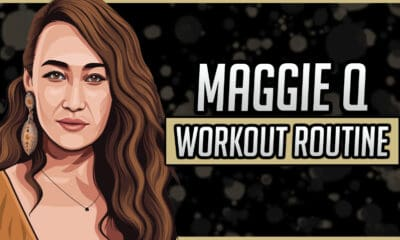 Maggie Q's Workout Routine & Diet