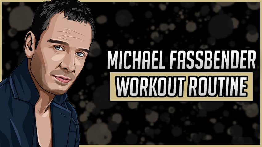 Michael Fassbender's Workout Routine & Diet