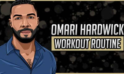 Omari Hardwick's Workout Routine & Diet