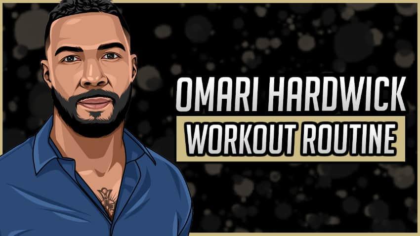 Omari Hardwick's Workout Routine & Diet