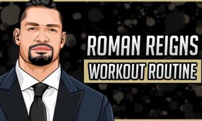 Roman Reigns' Workout Routine & Diet
