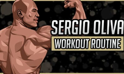 Sergio Oliva's Workout Routine & Diet