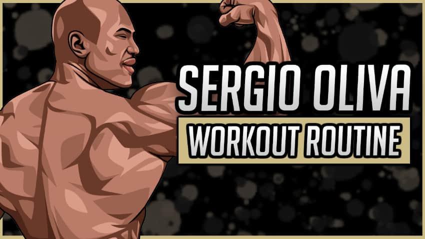 Sergio Oliva's Workout Routine & Diet
