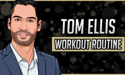 Tom Ellis' Workout Routine & Diet