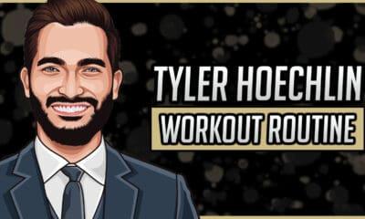 Tyler Hoechlin's Workout Routine & Diet