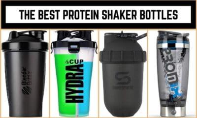 The Best Protein Shaker Bottles