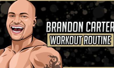 Brandon Carter's Workout Routine & Diet