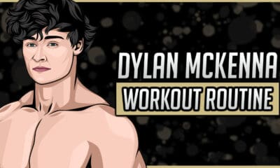 Dylan Mckenna's Workout Routine & Diet