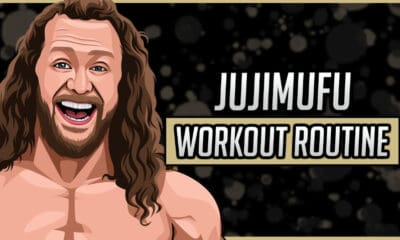 Jujimufu's Workout Routine & Diet