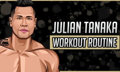 Julian Tanaka's Workout Routine & Diet
