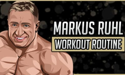 Markus Ruhl's Workout Routine & Diet