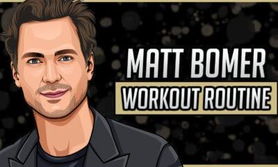 Matt Bomer's Workout Routine & Diet