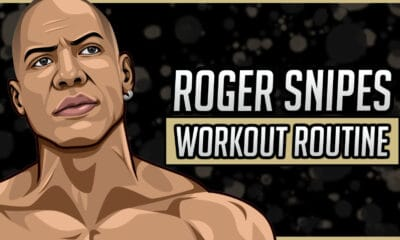 Roger Snipes' Workout Routine & Diet