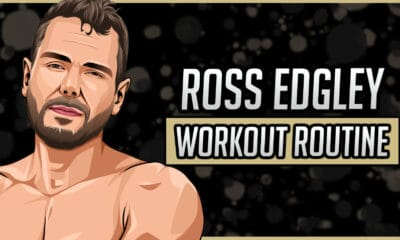 Ross Edgley's Workout Routine & Diet