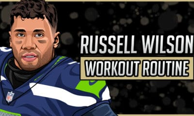 Russell Wilson's Workout Routine & Diet