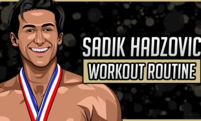 Sadik Hadzovic's Workout Routine & Diet