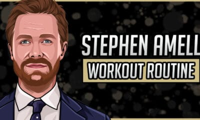 Stephen Amell's Workout Routine & Diet