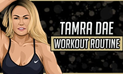 Tamra Dae's Workout Routine & Diet