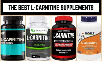 The Best L-Carnitine Supplements
