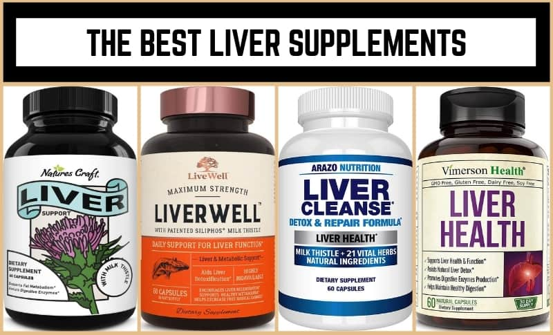The Best Liver Supplements