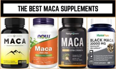 The Best Maca Supplements