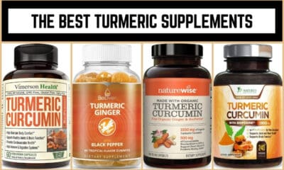 The Best Turmeric Supplements
