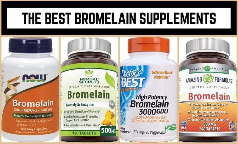 The Best Bromelain Supplements