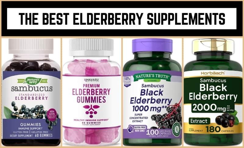 The Best Elderberry Supplements