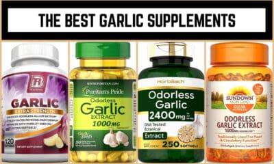 The Best Garlic Supplements