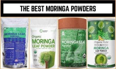 The Best Moringa Powders