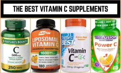 The Best Vitamin C Supplements