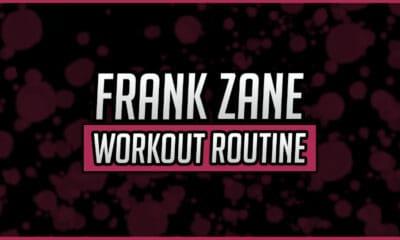 Frank Zane's Workout Routine