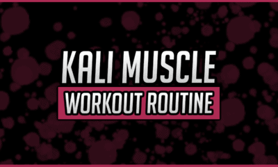 Kali Muscle's Workout Routine