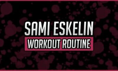Sami Eskelin's Workout Routine