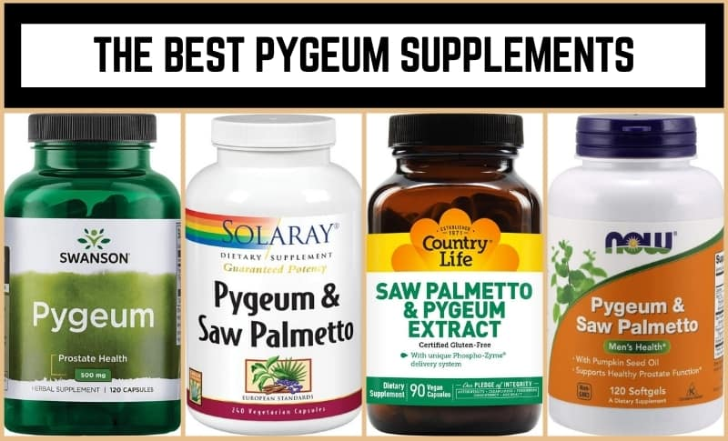 The Best Pygeum Supplements
