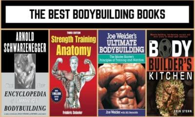 The Best Bodybuilding Books